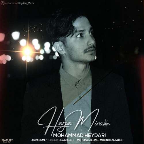 دانلود آهنگ محمد حیدری هرجا میرم