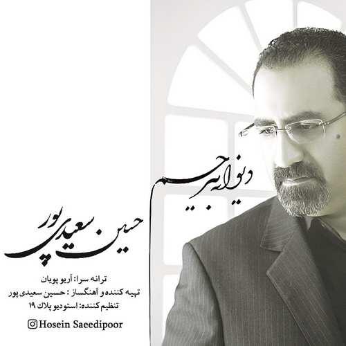دانلود آهنگ حسین سعیدی پور دیوانه بی رحم