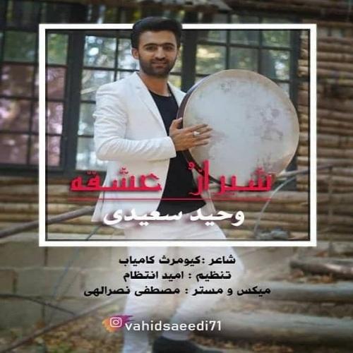 دانلود آهنگ وحید سعیدی شیراز عشقه